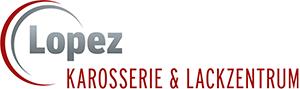 Lopez Karosserie & Lackzentrum Logo